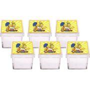 Kit Festa Infantil Os Simpsons 178 Peças