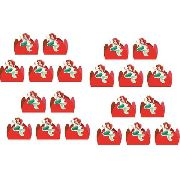 Kit Festa A Pequena Sereia (ariel) 160 Peças (20 pessoas)
