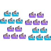 Kit festa Aladdin e Jasmine 114 peças (10 pessoas)