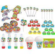 Kit festa Infantil Patati Patatá 265 Peças (30 pessoas)