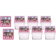 Kit Festa Lol Surprise (pink E Lilás) 107 Peças (10 Pessoas)