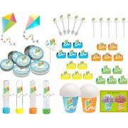 Kit festa Pipa 99 peças (10 pessoas)
