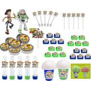 Kit festa Toy Story 99 peças (10 pessoas)