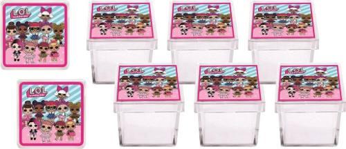 Kit Festa Lol Surprise (pink E Lilás) 161 Peças