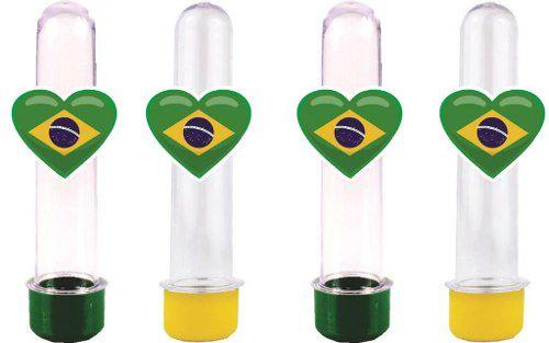 Kit Decorativo Do Brasil modelo 2 - 160 Peças (20 pessoas)