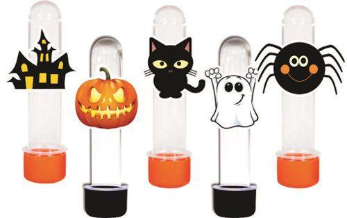 Kit Festa Halloween (preto E Laranja) 143 Peças (20 pessoas)