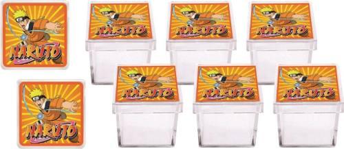 Kit Festa Infantil Naruto 114 Peças (10 pessoas)