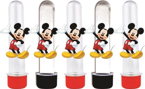 Kit Festa Infantil Mickey 160 Peças (20 pessoas)