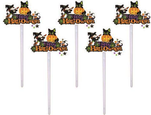 Kit Festa Halloween (preto E Laranja) 265 Peças (30 pessoas)