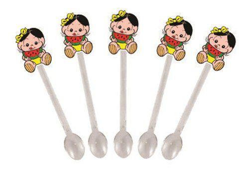 Kit Festa Infantil Magali Baby 114 Peças (10 pessoas)