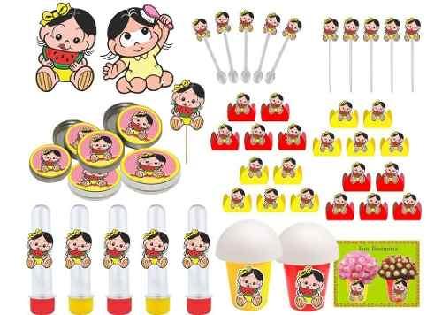 Kit Festa  Magali Baby 265 Peças (30 pessoas)