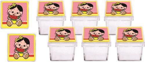 Kit Festa Infantil Magali Baby 161 Pças (20 pessoas)