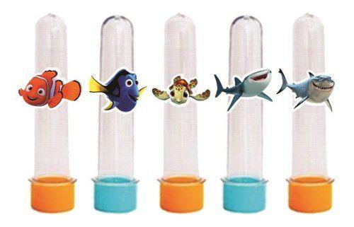 Kit Festa Procurando Nemo 114 Pças (10 pessoas)