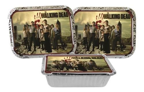 Kit Festa The Walking Dead 292 Peças (30 pessoas)