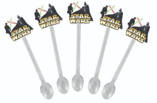 Kit Festa Star Wars 106 Peças (10 pessoas)
