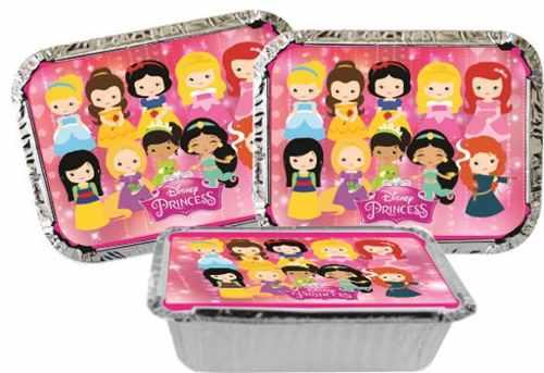 Kit Festa Infantil Princesas Baby 160 Peças (20 pessoas)