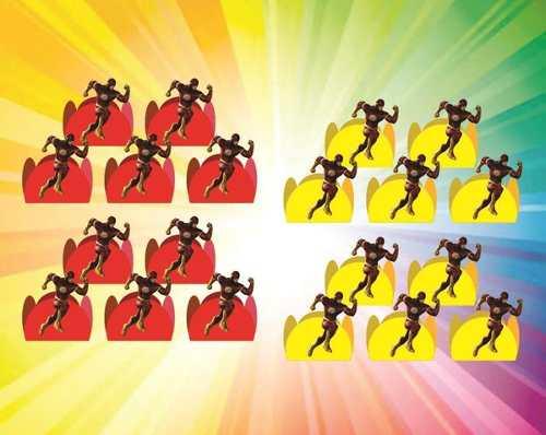 50 Forminhas Flash