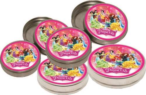 Kit Festa Infantil Princesas 352 Peças