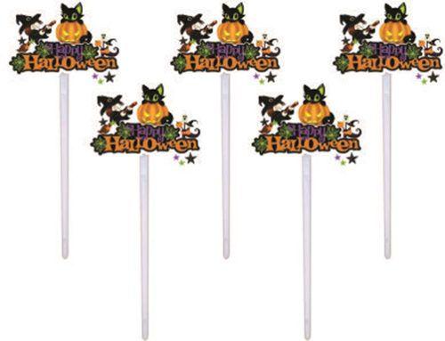 Kit Festa Infantil Halloween (preto E Lilás) 352 Peças (50 pessoas)