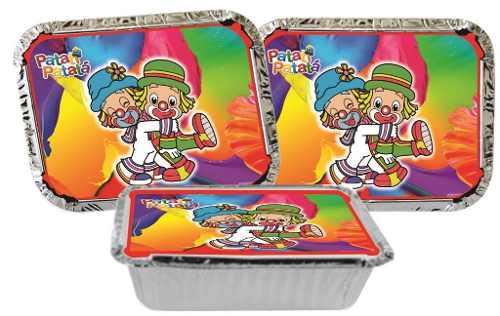 Kit Festa Infantil Patati Patatá 352 Peças