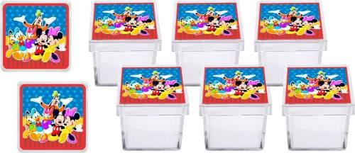 Kit Festa Mickey E Sua Turma 103 Peças (10 pessoas)