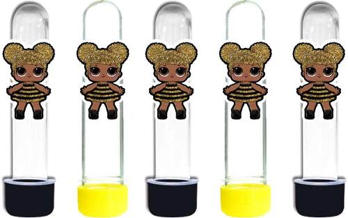 Kit Festa Infantil Lol Queen Bee 155 Peças (20 pessoas)