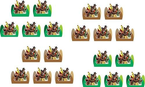 kit Festa Fortnite 143 peças (20 pessoas)