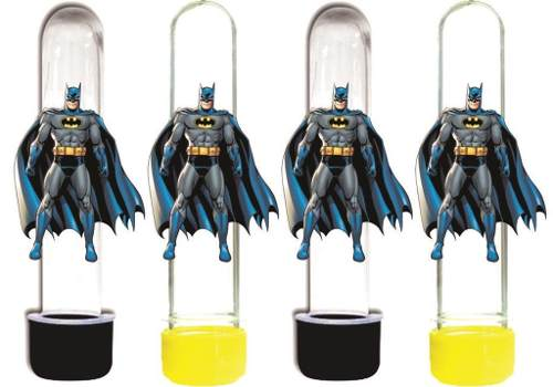 Kit Festa Infantil Batman 114 Pças (10 pessoas)