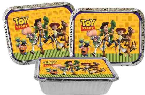 Kit Festa Infantil Toy Story 160 Peças (20 pessoas)