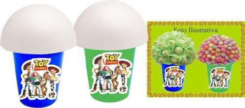 Kit Festa Toy Story 265 Peças (30 pessoas)