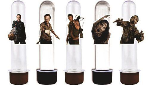 Kit Festa The Walking Dead 160 Peças (20 pessoas)