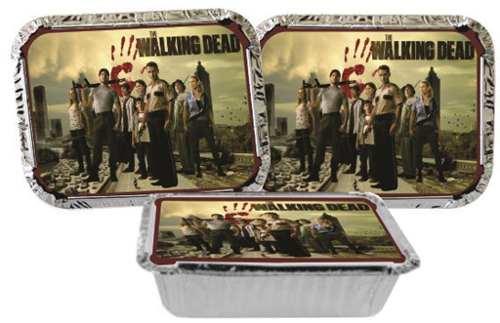 Kit Decorativo The Walking Dead 178 Peças (20 pessoas)