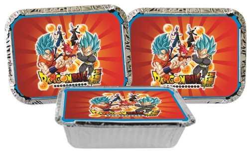 Kit Festa  Dragon Ball Super 292 Peças (30 pessoas)