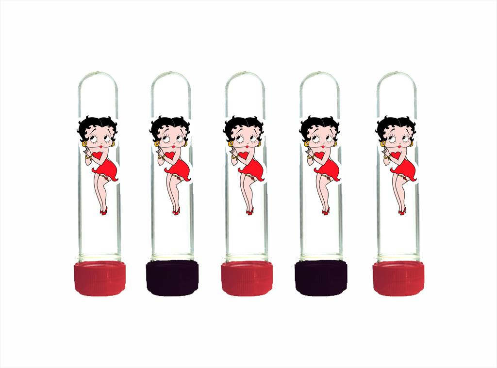 Kit Festa Betty Boop 155 Peças (20 pessoas)