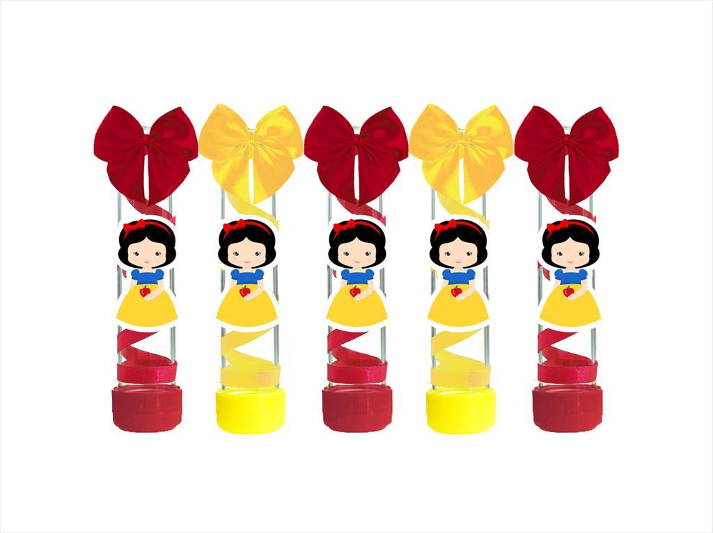 Kit festa decorado Branca de Neve Baby (cute) 191 peças (20 pessoas)