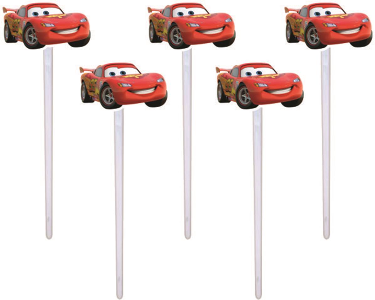 Kit festa Carros 114 peças (10 pessoas)