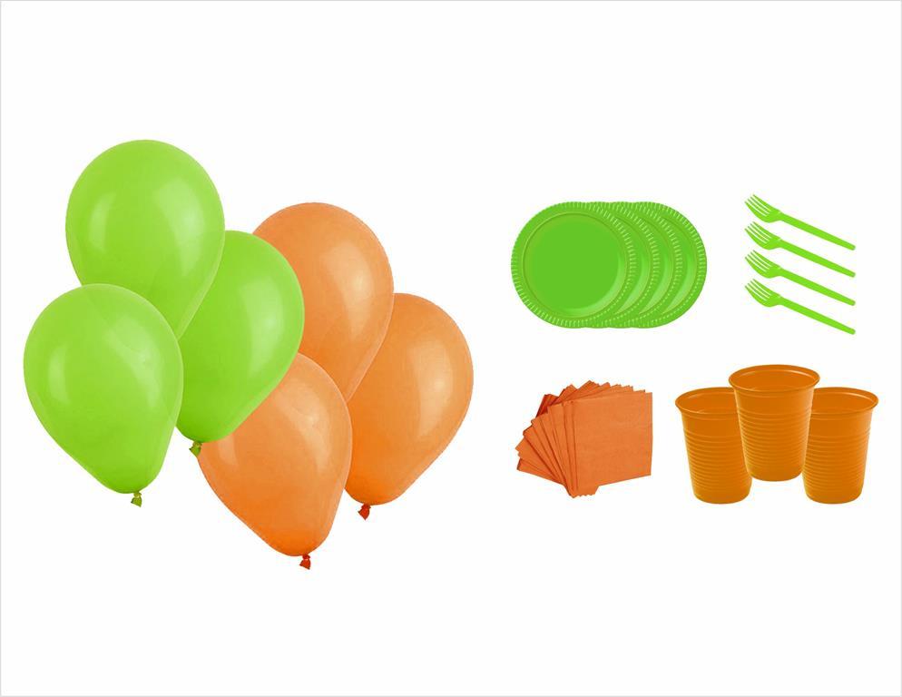 Kit festa Gravity Falls 363 peças (20 pessoas)