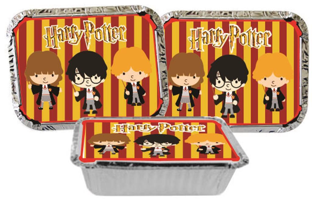 Kit festa Harry Potter 114 peças (10 pessoas)