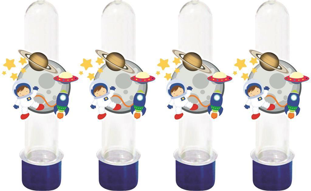 Kit festa Infantil Astronauta 160 peças (20 pessoas)