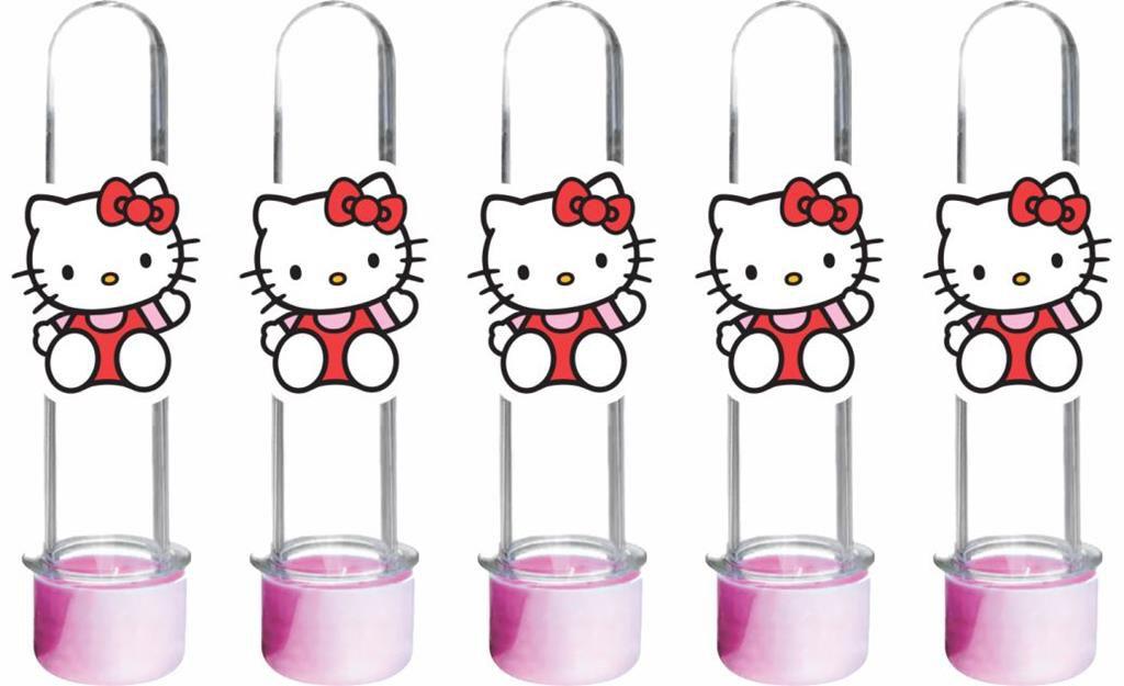 Kit festa Infantil Hello Kitty 143 peças (20 pessoas)