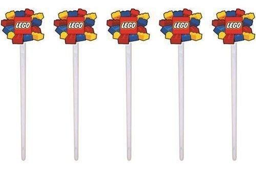 Kit Festa Infantil Lego 60 Peças (5 Pessoas)