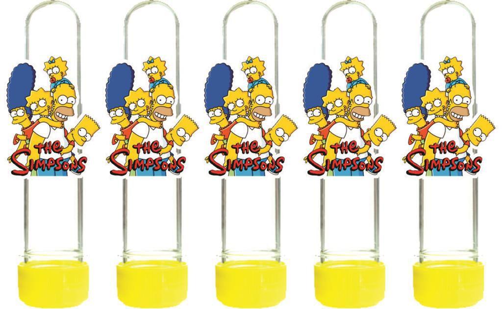 Kit Festa Os Simpsons 161 Peças (20 pessoas)