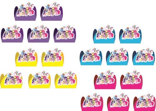 Kit Festa My Little Pony 143 peças (20 pessoas)