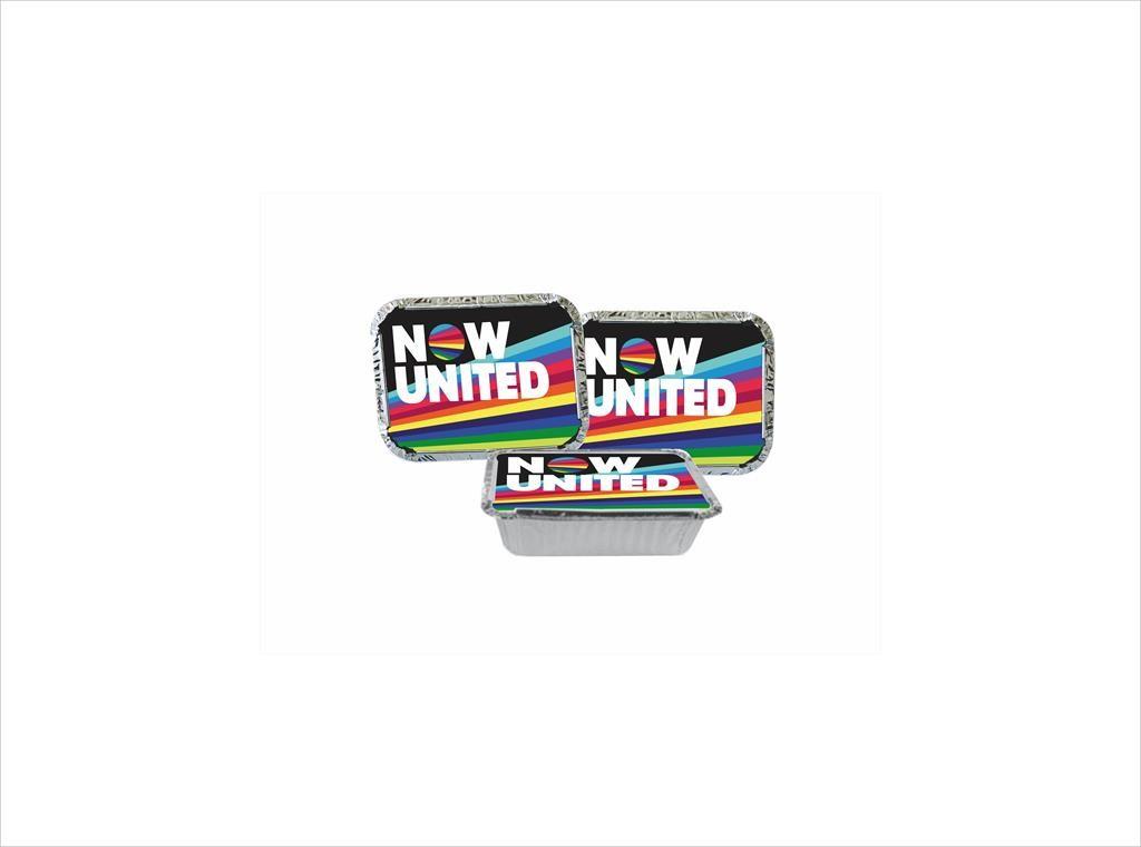 Kit festa Now United (colorido) 121 peças (10 pessoas)