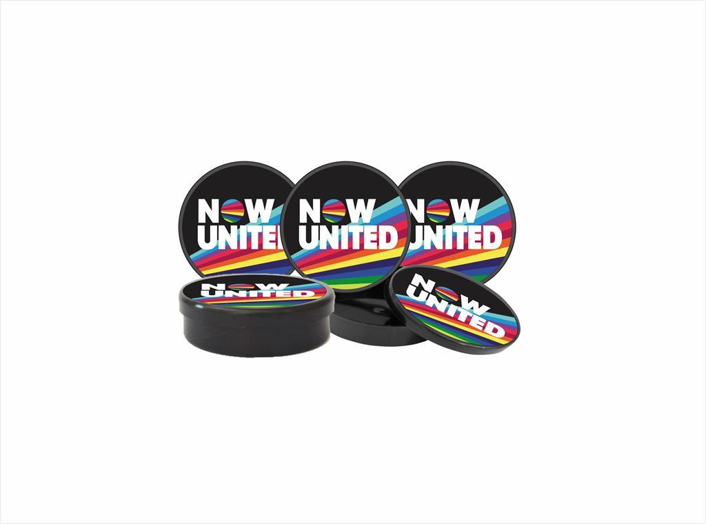 Kit festa Now United (preto) 255 peças  (30 pessoas)