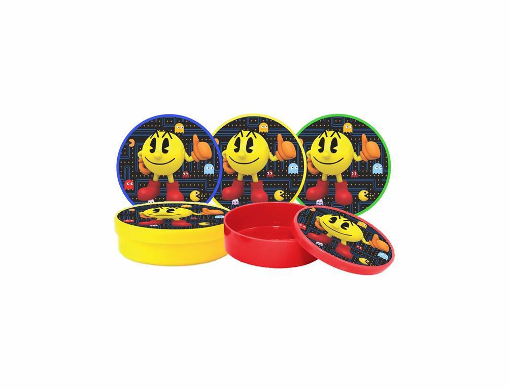 Kit festa Pac Man 121 peças (10 pessoas)