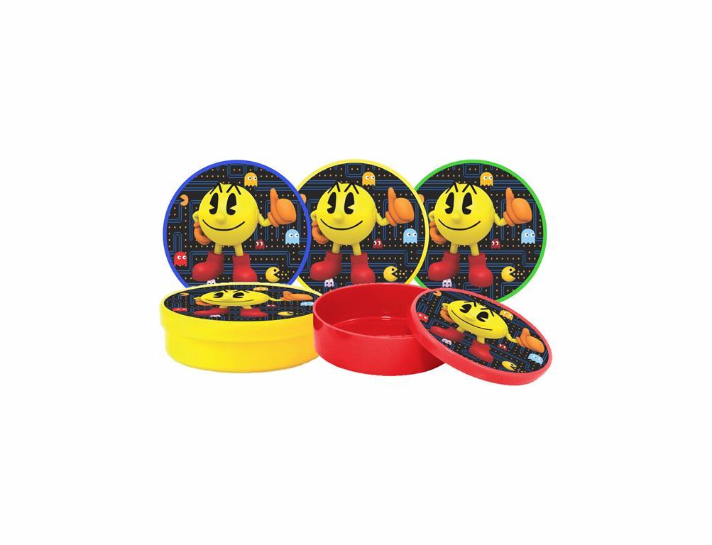 Kit festa Pac Man 191 peças (20 pessoas)