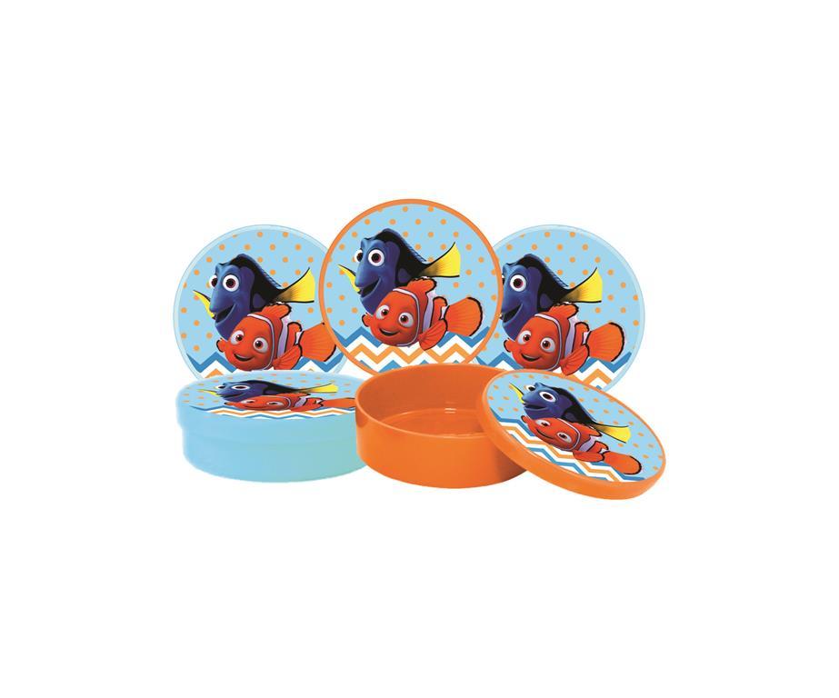 Kit Festa Procurando Nemo 106 Peças (10 pessoas)