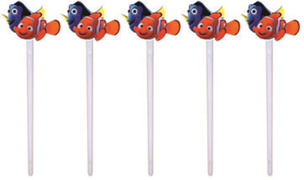 Kit Festa Procurando Nemo 107 Peças (10 pessoas)