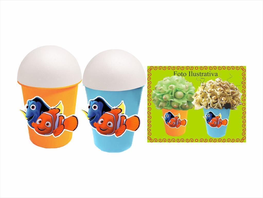 Kit festa Procurando Nemo (155 peças)  20 pessoas